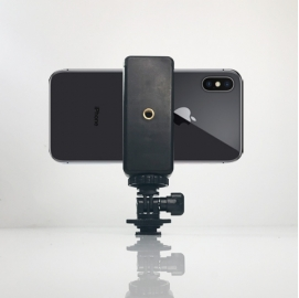 phone holder with ball head