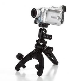Mini Clamp Table Tripod with Ball Head