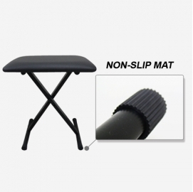 keyboard bench non-slip rubber mat