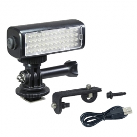 led-m52 Gopro Video Light for phone,action cameras & smartphones
